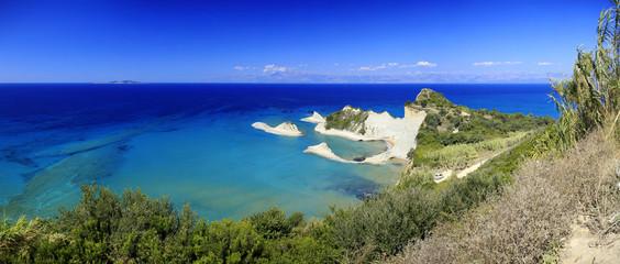 Panorama - Kap Drastis, Korfu