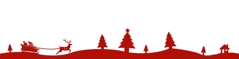 cb0 ChristmasBanner - christmas endless banner - 4to1 e1691