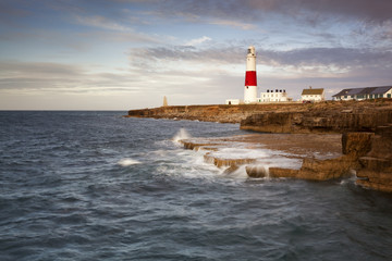 Portland Bill Lighthouse III