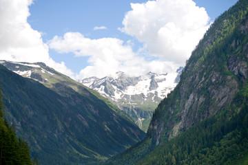 Zillertaler Hauptkamm - Stilluptal - Österreich