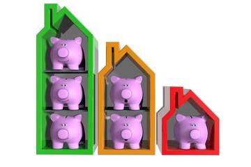 Een huis als spaarpot