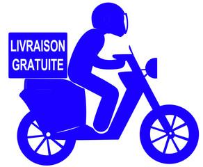 scooter livraison gratuite