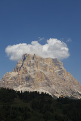 Mount Pelmo Panorama (Dolomites - Italy)