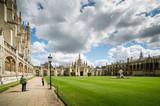 Fototapeta King's Collage - Cambridge