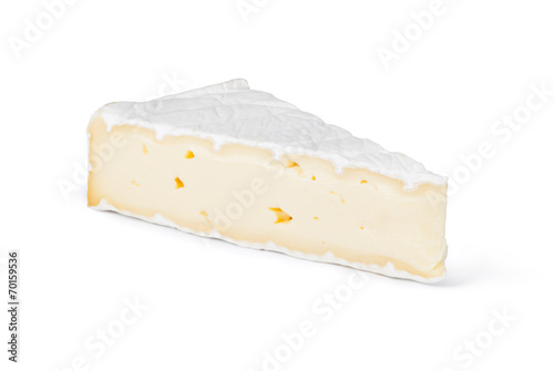 Foto op Canvas Zuivelproducten cheese brie