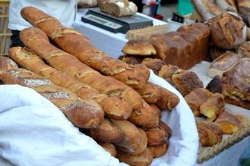 Etalage de pain