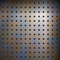 mosaic metal