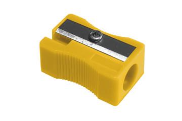 Sharpener yellow