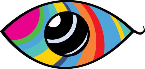 eye color full II