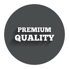Premium quality sign icon. Special offer symbol