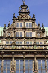 Altes Rathaus in BREMEN