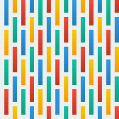 Bright pattern with gradient and lines
