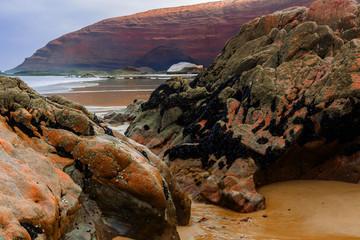 Africa, Marocco, Agadir- coast.