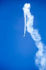 airplane smoke sensation