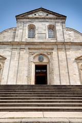 Eingang Kathedrale San Giovanni Battista, Turin