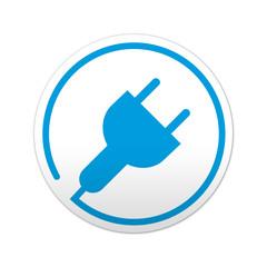 Pegatina simbolo energia