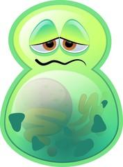 green bacillus