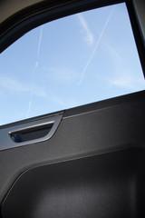 Portière intérieur de voiture