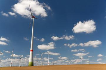 Windkraftanlagen Onshore