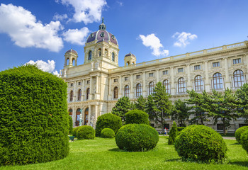 Kunsthistorisches Museum (Museum of Fine Arts), Vienna, Austria