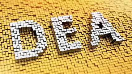 Pixelated DEA