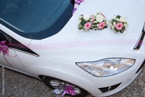 Tarif Decoration Voiture Mariage