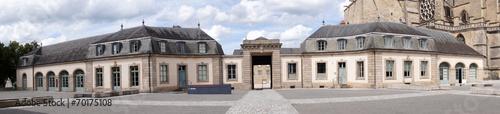 Leinwandbild Motiv Musée des beaux-arts - palais de l'évêché - Limoges