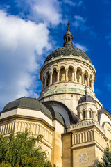 Dormition of the Theotokos Cathedral in Cluj-Napoca, Romania