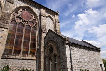 Détail de la Cathédrale Saint Etienne de Limoges