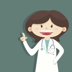 Cute Doctor