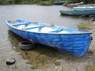 Barques bleues 3