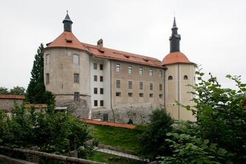 The Castle of Skofja Loka