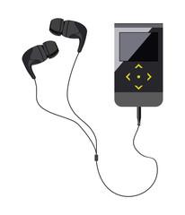 Headphone player