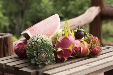 Tropicals fruits