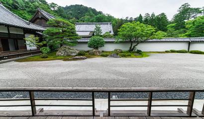 京都 南禅寺 方丈庭園