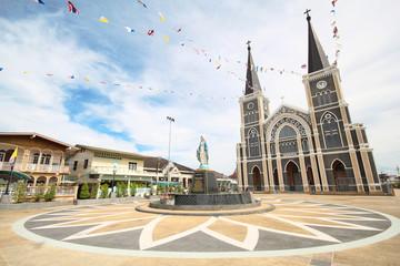 Maephra Patisonti Niramon Church