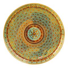 Colorful ceramic background