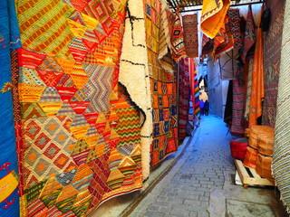 モロッコ 通り