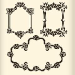 Vintage Frames № 2