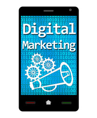 Digital Marketing Smartphone
