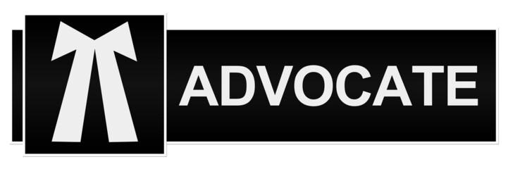 Advocate Symbol Button Style