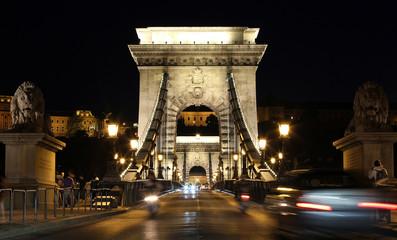 the széchenyi bridge