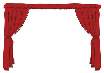 Scene Curtains