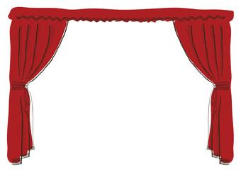 Scene Curtains
