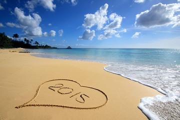Hearth on the beach 2015