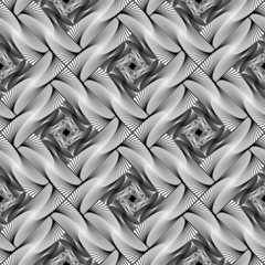 Design seamless square diamond geometric pattern