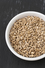 seeds in dish