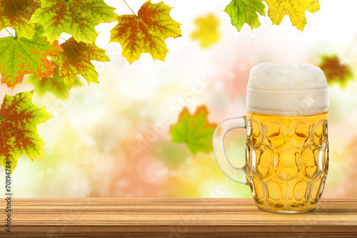 canvas print picture Herbst 74
