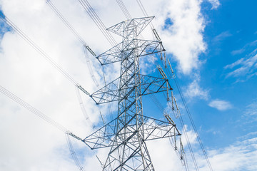 high voltage post.High