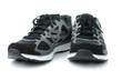 canvas print picture - Men sport shoes
